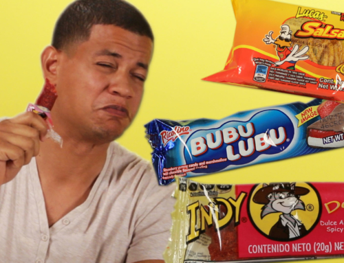 We Try Mexican Candy and this is what happened.